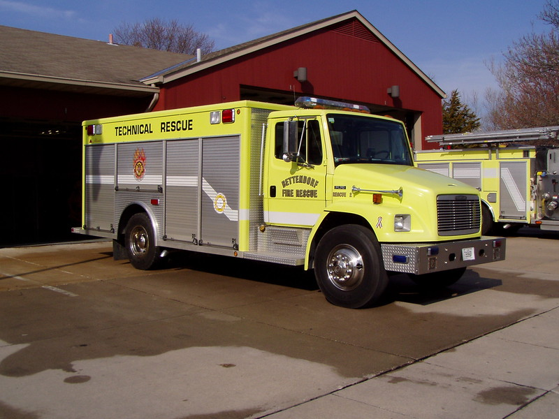 Bettendorf Tech Rescue