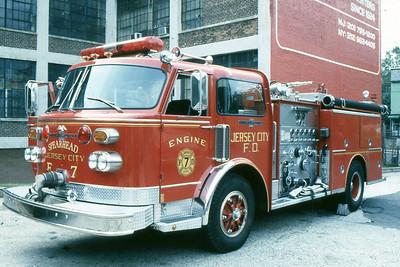 Engine 7 - 1983 ALF 1250 gpm/500 gal tank