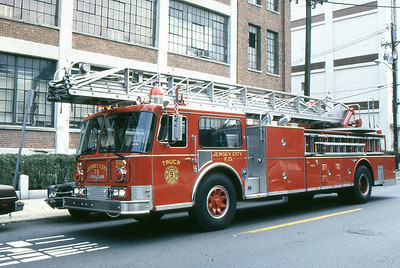 Truck 9 - 1983 Seagrave 100' RM