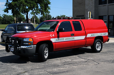 Car 4 - 2005 GMC Sierra (Safety Officer)