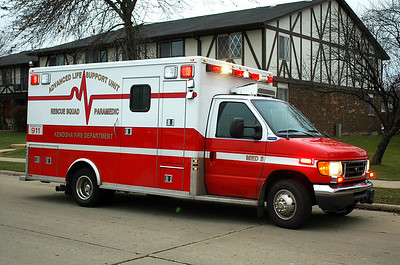 Reserve Rescue 33 - 2005 Ford/Marque - ALS Rescue (Former MED 3)