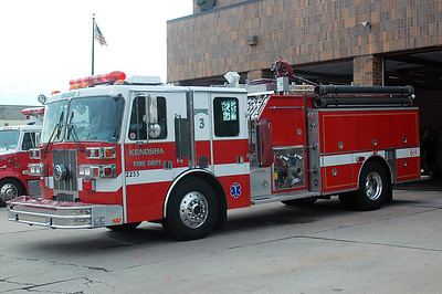 Engine 3 - 1995 Sutphen - 1500/750/55