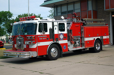 Reserve Engine 44 - 1991 Sutphen - 1500/750/55 (Former Engine 4 & 6)