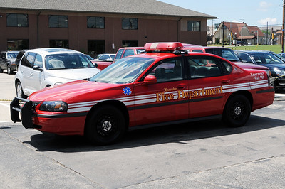 Car 71 - 2003 Chevrolet Caprice (Asst. Division Chief EMS)