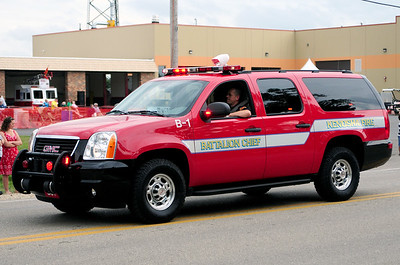 Battalion 1 - 2007 GMC Yukon (Shift Commander) - Photo Added 8/3/2009