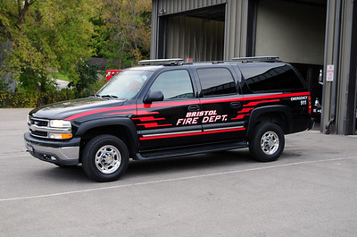 EMS Support 5298 - Chevrolet/Suburban- Photo added October 10th, 2014.  (Former Secret Service Vehicle)