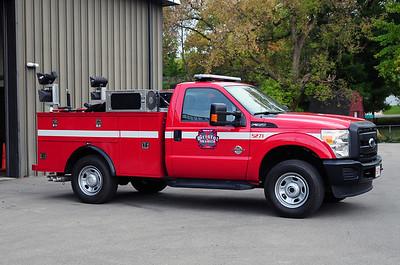 Brush 5271 - 2011 Ford/Olson Trailer & Body - Photo added October 10th, 2014.
