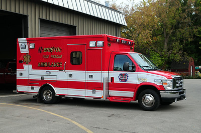 Ambulance 5242 - 2009 Ford/Medtec - BLS/ I-99 - Photo added October 10th, 2014.