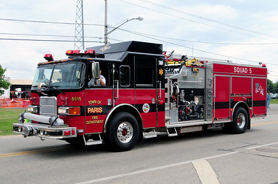 Engine 5515 - Pierce Enforcer - 1750/1000 (Also called Squad 5) - Photo Added 8/3/2009