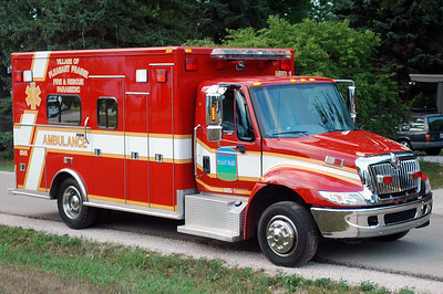 Rescue 5641 - 2001 International/Medtec - ALS Rescue