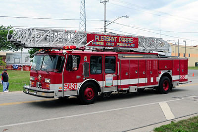 Ladder 5631 - 1988 Emergency One - 110' Aerial - Photo Added 8/3/2009