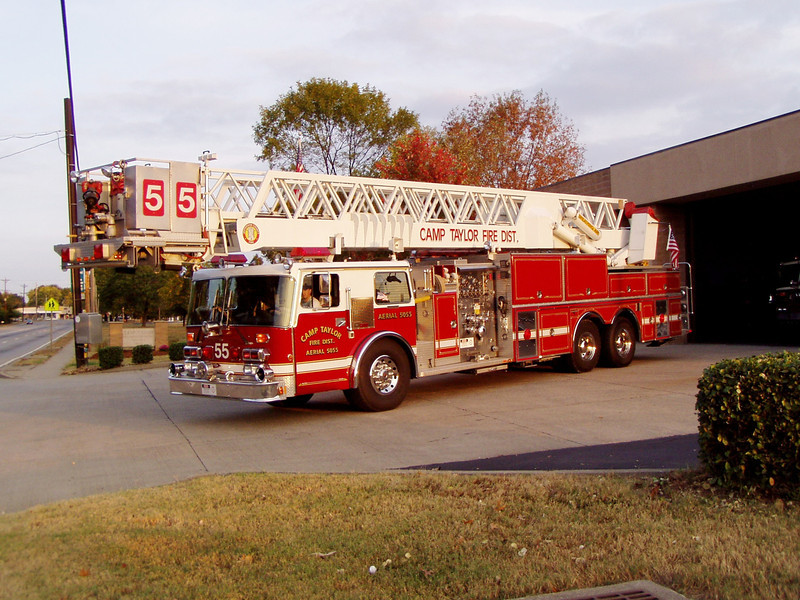 Camp Taylor Truck 55