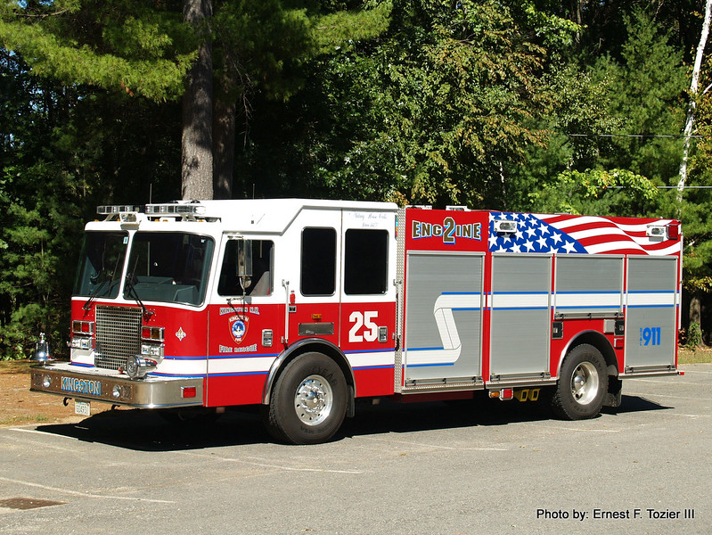 Engine 2 - 2007 KME Predator 1500/1000