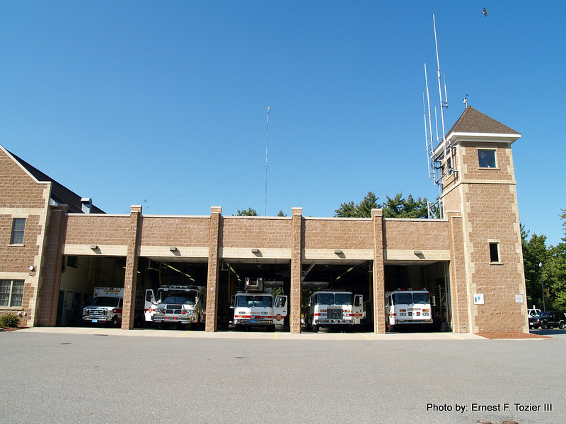 Lunenburg Fire Department Headquarters, 655 Massachusetts Ave.