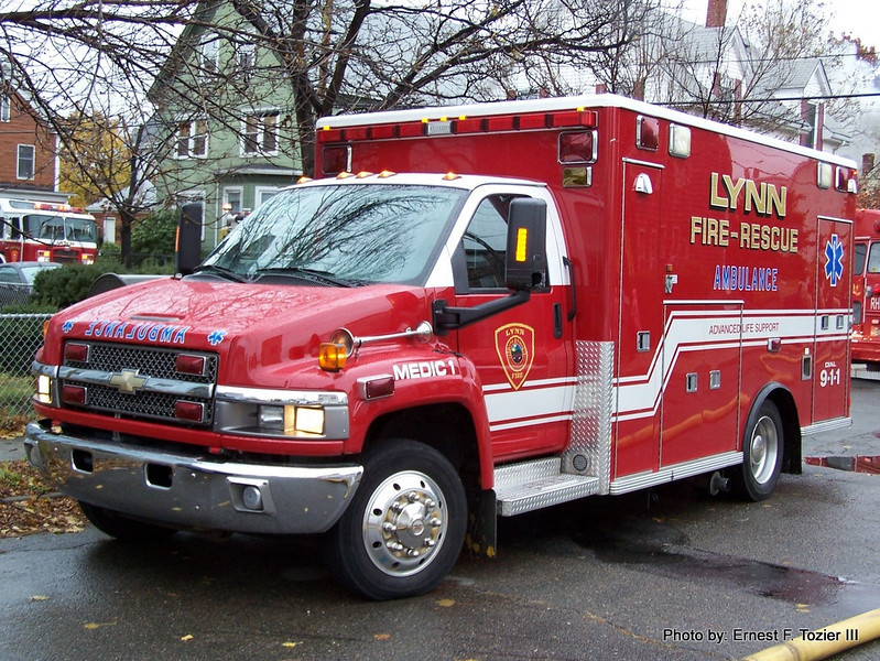 Medic 1 - 2006 Chevrolet C4500/Horton