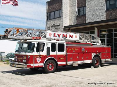 Lynn, MA Fire Apparatus