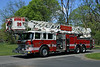 Halfway Volunteer Fire Company<br /> Truck 26 - 1999 Pierce 100 Skyarm<br /> 1,500 / 500