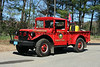 Sturbridge Fire Department Forest Fire 1 - 1954 Dodge Power Wagon 200 / 250