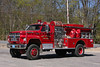 West Boylston Fire Department Engine 5 - 1985 Ford/Boyer 750 / 500
