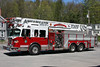 Sterling Fire Department Ladder 1 - 2005 Spartan/Smeal 105' Rearmount 1,500 / 300 / 20