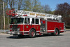 West Boylston Fire Department Ladder 2 - 1998 Spartan/Smeal 75' Rearmount 1,500 / 500