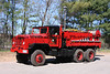 Brookfield Fire Department Tanker 2 - 1984 AM General 5 Ton 400 / 1,200