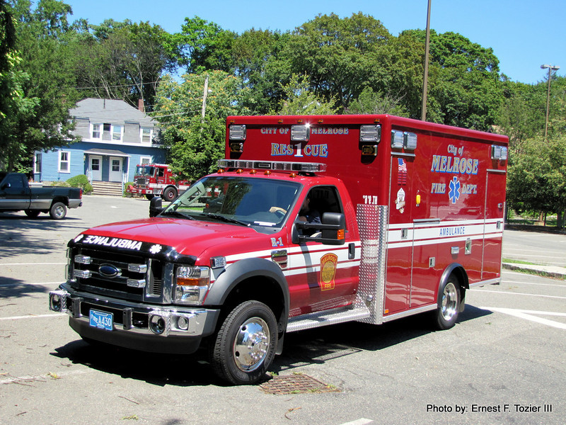 Rescue 1 - 2010 Ford F-450/AEV