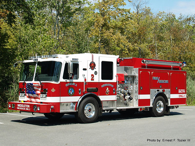 Middleton, MA Fire Apparatus