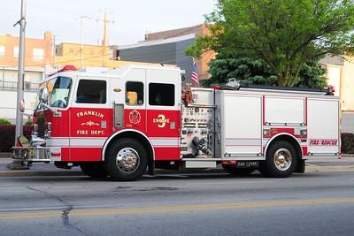 Engine 3 - KME - Photo added September 7th, 2012.