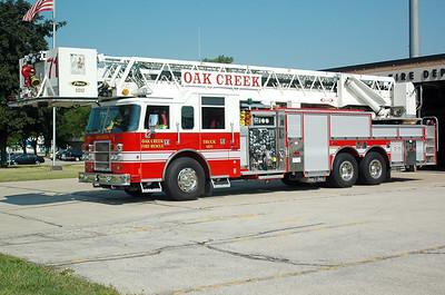 Truck 1 - 1999 Pierce/Dash - 2000/200/100' Tower