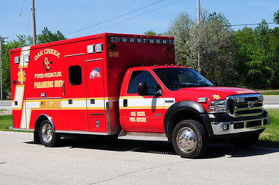 MED 181 - Ford/Medtec - ALS Unit - Photo Added 6/03/2011