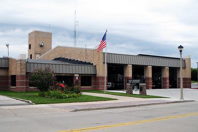 South Milwaukee Fire Station  929 Marshall Court  South Milwaukee, WI 53172
