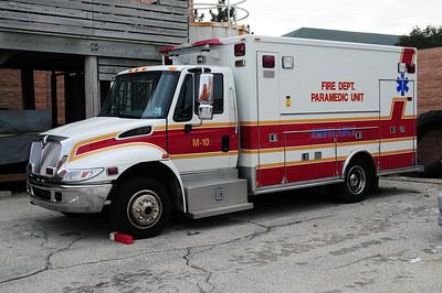 Former MED 10 - 2003 International/Medtec - ALS Unit - Photograph added December 4th, 2014.