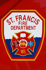 SFFD Door Emblem
