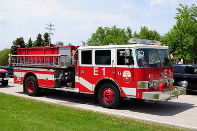 Engine 1 - 1991 Pierce/Arrow - 1500/750 - Photo Added 6/03/2011