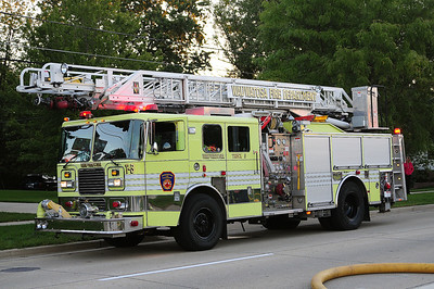 Truck 3 - Seagrave - Former Qunit 3 - Photo added September, 11th, 2012.