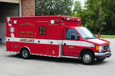 Ambulance 45/MED 45 - 2007 Ford F450/Medtec -BLS/ALS- Photo added September 27th, 2012