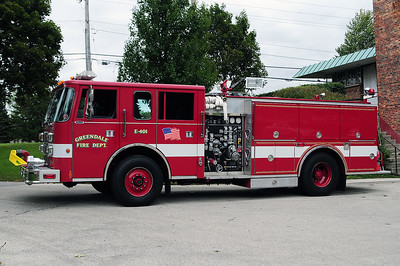 Engine 401 - 1994 Pierce/Saber -1500 GPM/500 Tank - Photo added September 27th, 2012.