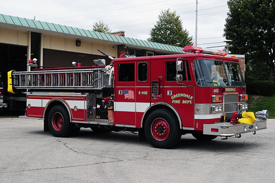Retired Engine 402 - 1992 Pierce/Lance -1500 GPM/500 Tank - Photo added September 27th, 2012