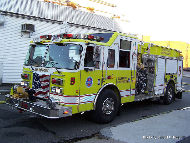 Massport Engine 5 - 2005 Pierce 1250/1000/125F