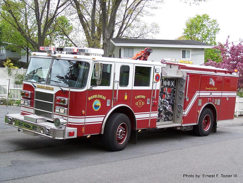 Marblehead Engine 1 - 2006 Pierce Dash 1500/500