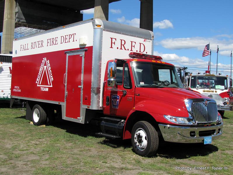 Fall River Technical Rescue - 2005 International/Supreme Box Truck
