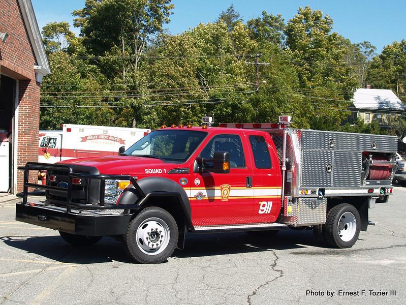 Avon Squad 1 - 2011 Ford F-550/Maxim 4x4 280/300/15F