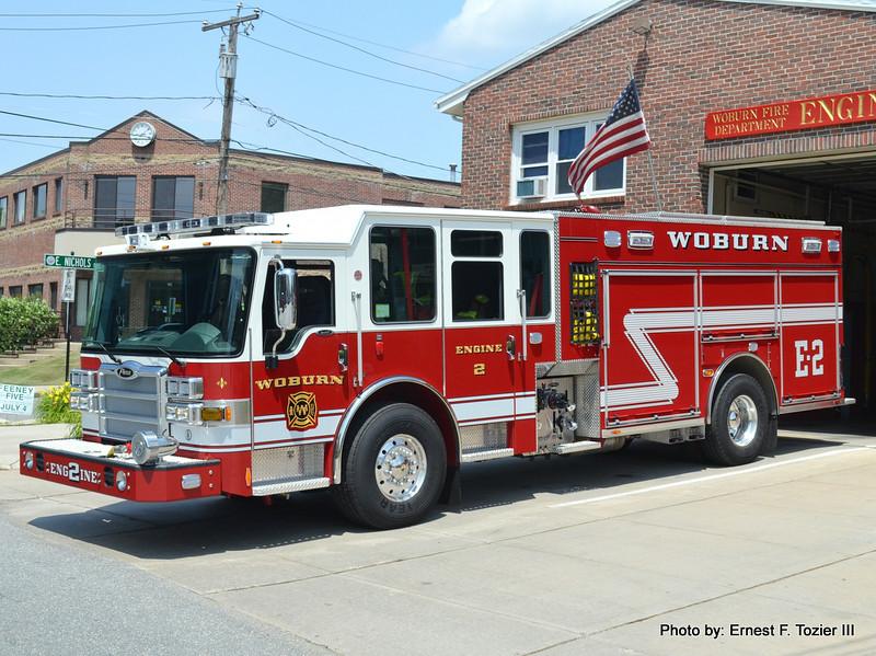 Woburn Engine 2 - 2013 Pierce Dash CF 1500/750