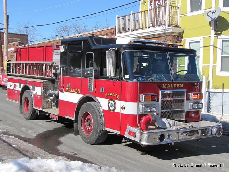 Malden Engine 2 - 1998 Pierce Dash 2000 1500/500