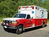 South Hampton Ambulance 1 - 1996 Ford F-450