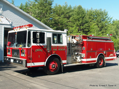 Misc. New Hampshire Fire Apparatus