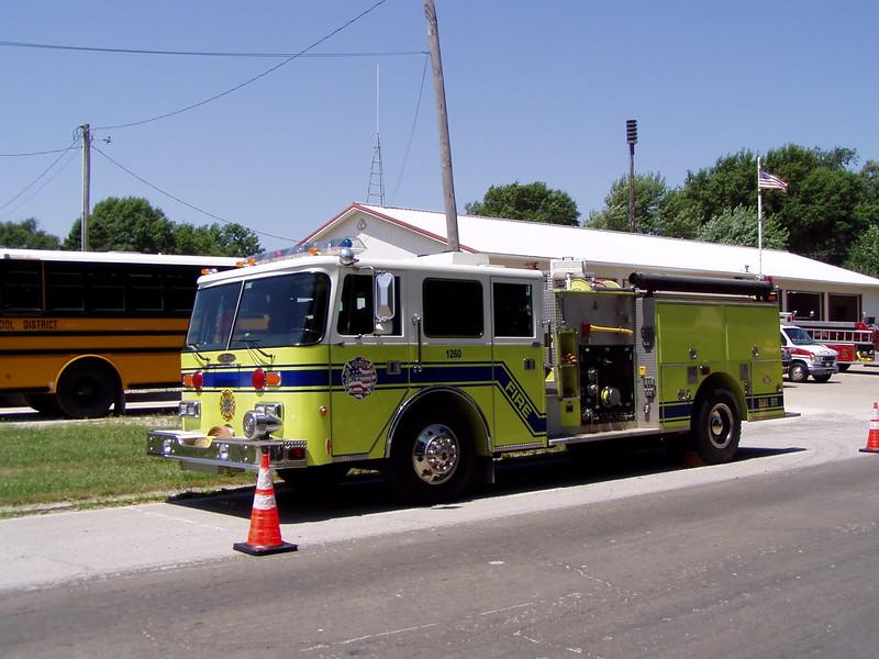 Curryville Engine 1260