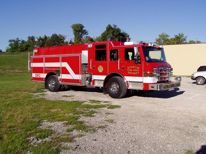 Dunklin Engine 59