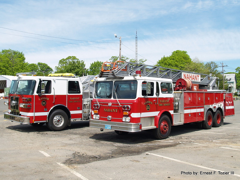 New and old Ladder 31